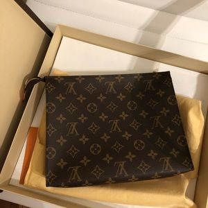 Brand new LV toiletry case 26 - hard to find